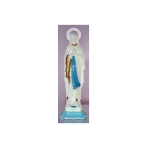 Vierge lumineuse de Lourdes