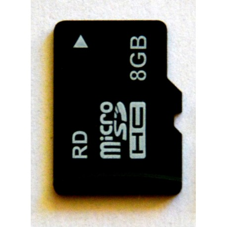 Carte SD 8Go HC C10