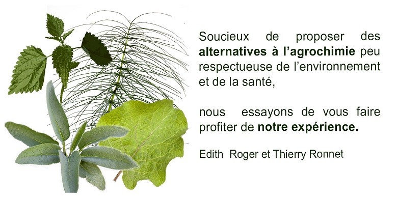 Agrochimie alternative